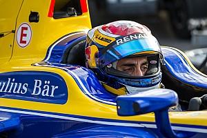 Formula E Practice report London ePrix: Buemi takes control in second practice