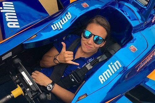 Con Simona De Silvestro primi punti femminili nella F.E!