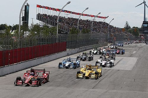 Timetable of the 2017 Honda Indy Toronto
