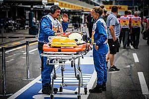Коронавирус в паддоке больше не приведет к отмене гонки Ф1