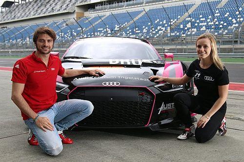 Aust Motorsport gibt die Fahrerpaarung für das GT-Masters 2016 bekannt