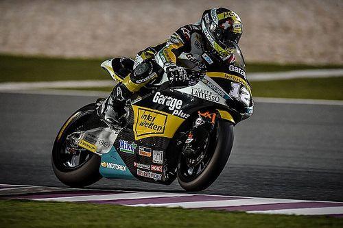 Qatar Moto2: Luthi grabs win amid jump-start mayhem