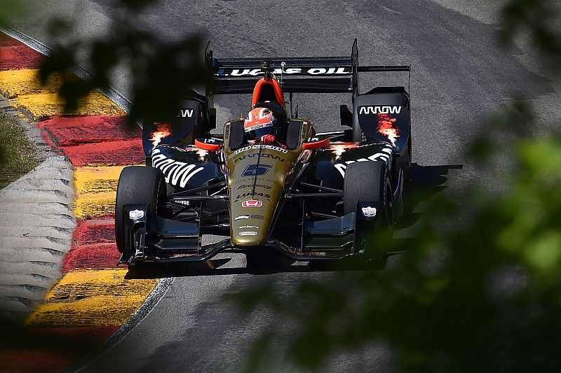 Indy Lights drivers to test IndyCars at Road America