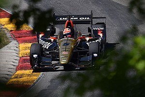 IndyCar Breaking news Indy Lights drivers to test IndyCars at Road America