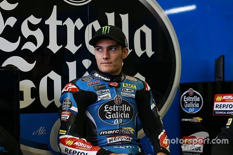 Jorge Navarro ke Moto2 bersama Gresini Racing
