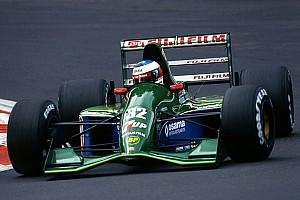 GALERÍA: la primera carrera de Schumacher en F1