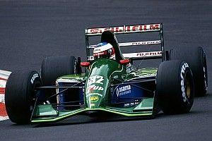 """""""جوردان 191"""": إحدى أعظم السيارات في تاريخ الفورمولا واحد"""