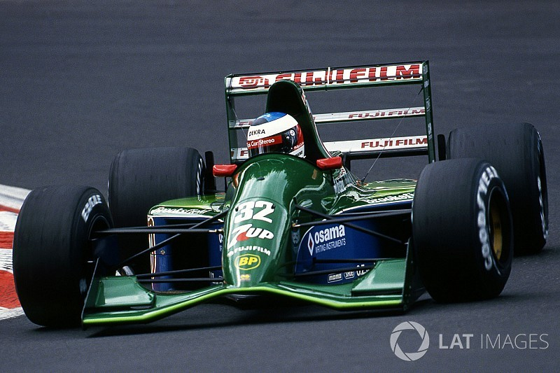 duża obniżka moda przyjazd F1's greatest cars: Jordan 191