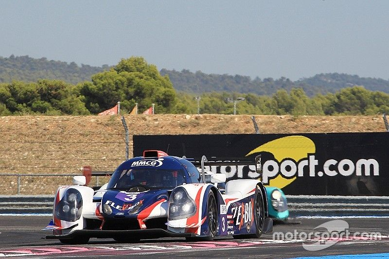 Dominant United Autosports wraps up LMP3 title early in maiden ELMS campaign