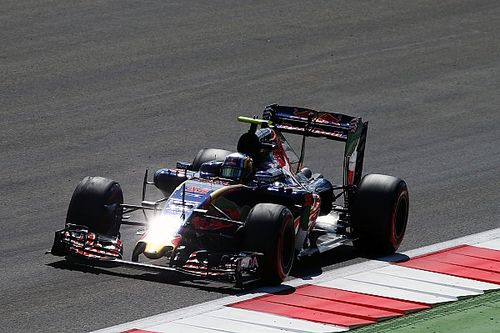 Qualifying at Red Bull Ring doesn't go to plan for Toro Rosso