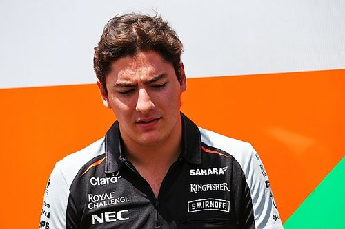 Celis replaces Hulkenberg for FP1 at Monza