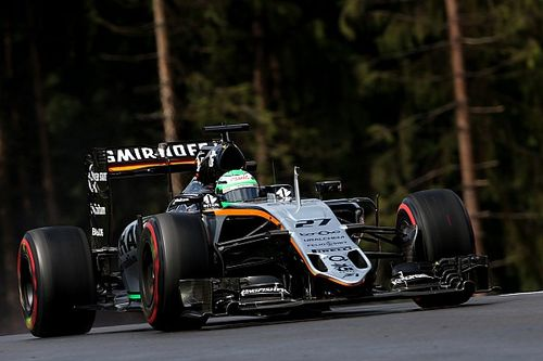 Force India hoping Button can give Hulkenberg a helping hand