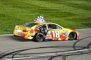 NASCAR suspends Kyle Busch's crew chief for violating lug nut policy