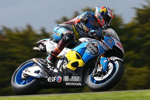 """Miller """"kicking himself"""" for missing Phillip Island front row"""