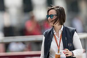 Единственная в Ф1 женщина-судья станет руководителем гонок Ф2 и Ф3