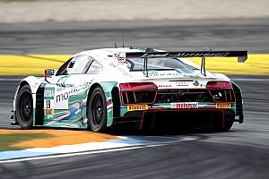 GT-Masters Qualifyingbericht Pole-Position für de Phillippi/Mies und Audi bei GT-Masters in Hockenheim