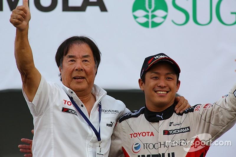 """スーパーフォーミュラ第6戦SUGO決勝:""""強い""""という言葉では言い表せない、関口圧巻の68周"""