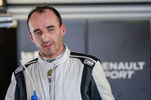 Kubica targeting more endurance races after Dubai 24h