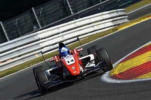 Estoril Eurocup: Palmer inherits win after Norris and Defourny collide
