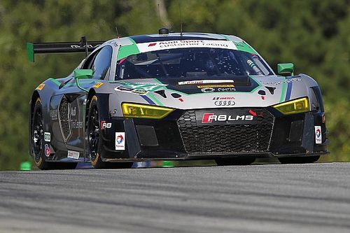Kaffer, Pumpelly sign for Magnus Racing