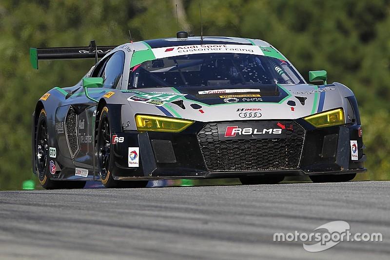 Kaffer, Pumpelly sign for Magnus Racing