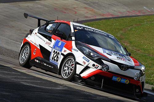 Kisah Toyota C-HR di ajang Nurburgring 24 Jam