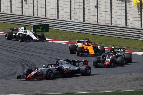 """Haas: """"Magnussen gaat beter met problemen om dan Grosjean"""""""
