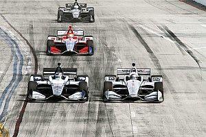 Количество обгонов в IndyCar увеличилось в два раза