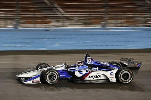 Dominio del team Rahal nei test notturni di Phoenix