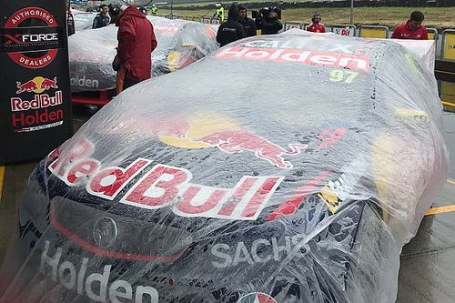 Rain could cause schedule reshuffle at Pukekohe