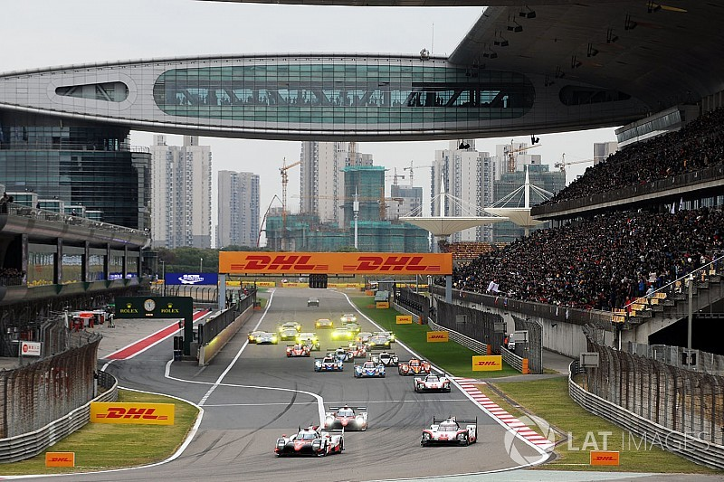 Course - Toyota domine Porsche, le LMP2 chaud bouillant!