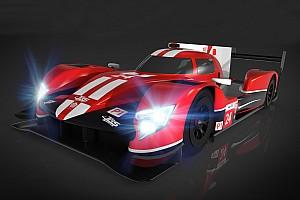 WEC Breaking news Ginetta to launch LMP1 car at Autosport International
