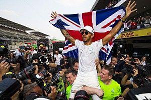 Hamilton y Vettel lucharon por su país... e Inglaterra hizo historia