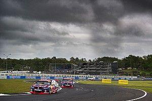 Pukekohe Supercars: Van Gisbergen wins as Coulthard rolls