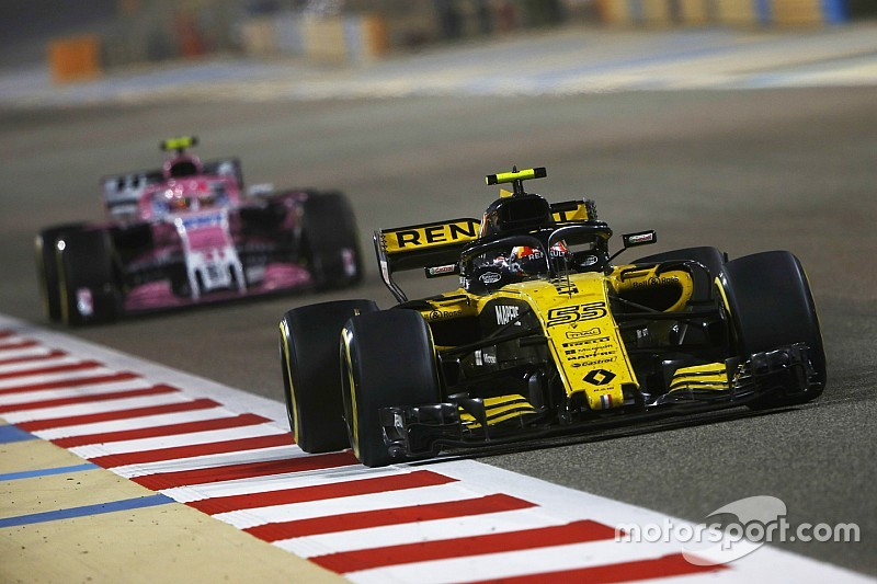 "Catching Renault now ""very difficult"" - Force India"