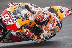 Маркес стал быстрейшим в первой тренировке Гран При Америк