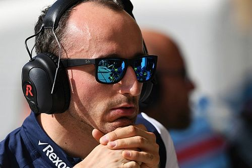 "Kubica: Combining WEC drive with F1 role too ""risky"""
