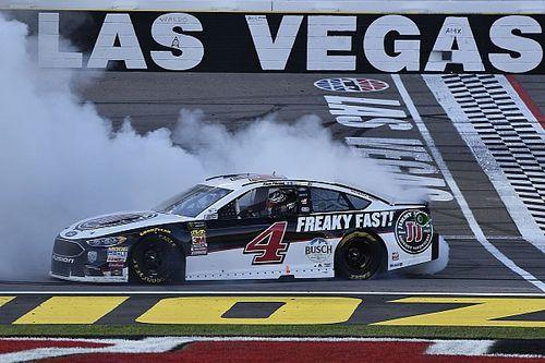 Kevin Harvick knackt NASCAR-Jackpot in Las Vegas