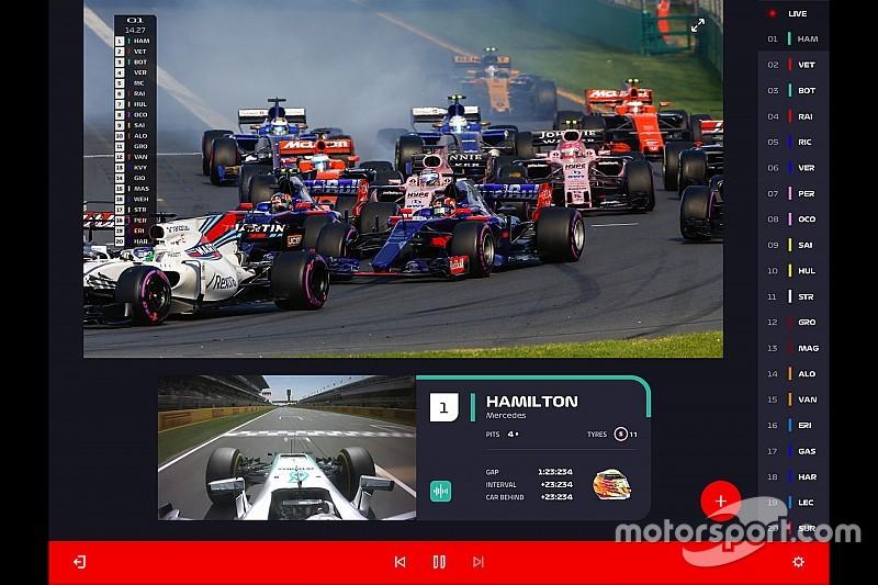 انطلاق خدمة البثّ المباشر للفورمولا واحد على شبكة الإنترنت بدءاً من سباق إسبانيا