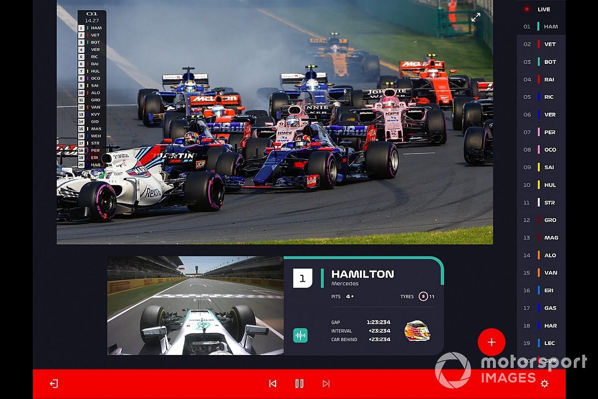 F1 TV Pro'da % 25 indirim yapıldı