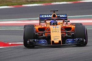 McLaren auf Rang zwei: Wiederauferstehung mit Fragezeichen