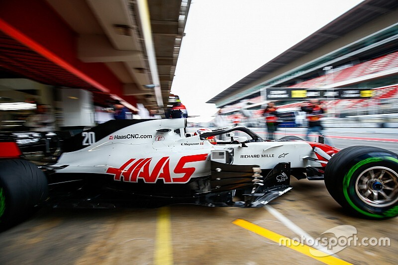 Haas annonce la présentation de sa nouvelle F1