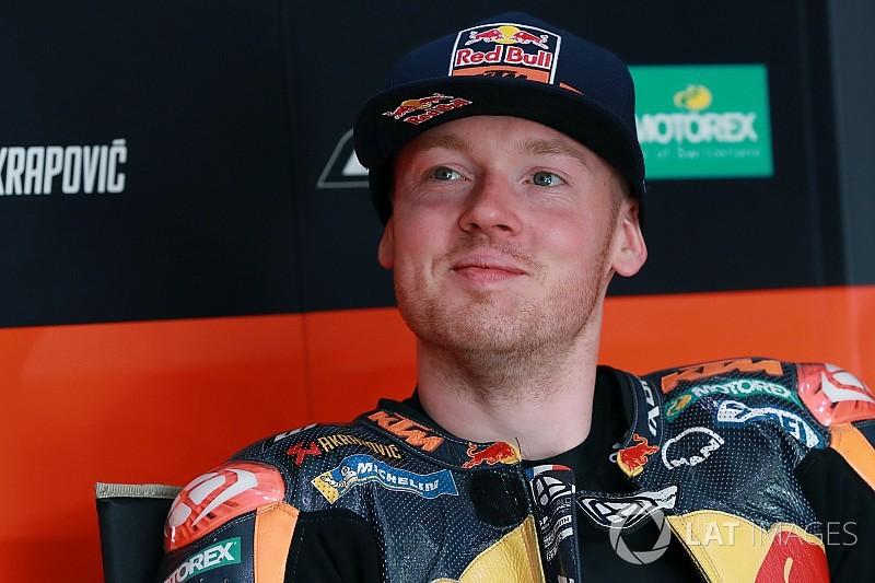 Bradley Smith stellt klar: Möchte langfristig bei KTM bleiben