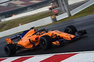 Формула 1 Отчет о тестах Тесты Ф1: Вандорн стал быстрейшим в первой половине дня