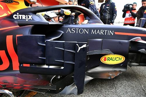 Barcelona test, Day 2: Lifting the lid on F1 2018's tech updates