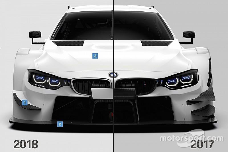 """El DTM reduce la carga aerodinámica """"un tercio"""""""