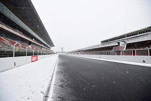 Para Ferrari, andar na chuva e na neve não faria sentido