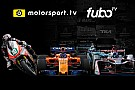 General Motorsport.tv expands distribution in partnership with fuboTV