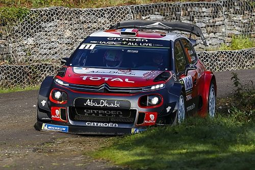 "Loeb explains ""really frustrating"" early shunt in Corsica"