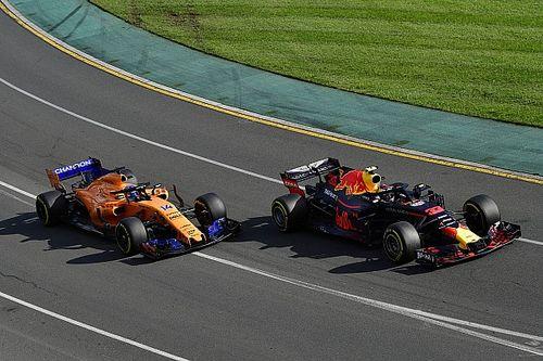 """Verstappen: """"Alonso nunca fue una opción para Red Bull"""""""
